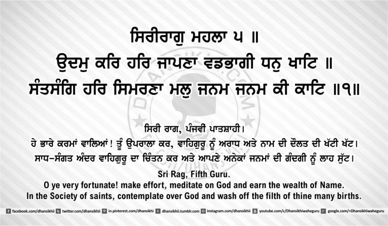 Sri Guru Granth Sahib Ji Arth Ang 48 post 8