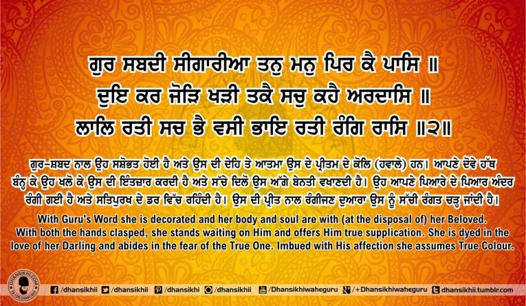 Sri Guru Granth Sahib Ji Arth Ang 54 post 3