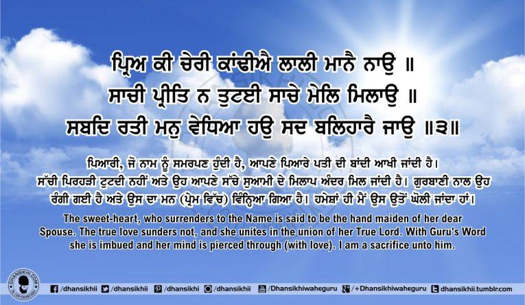 Sri Guru Granth Sahib Ji Arth Ang 54 post 4
