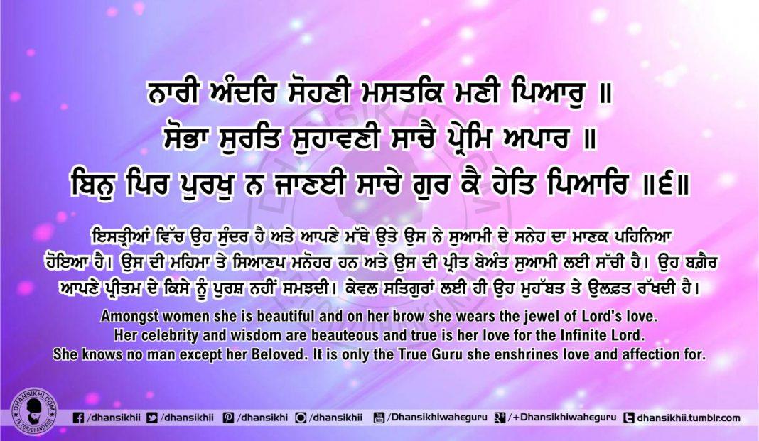 Sri Guru Granth Sahib Ji Arth Ang 54 post 7