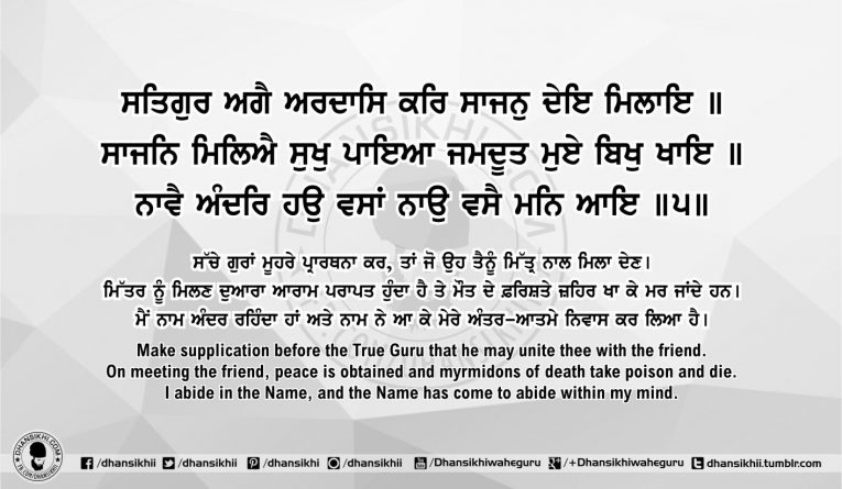 Sri Guru Granth Sahib Ji Arth Ang 55 post 11