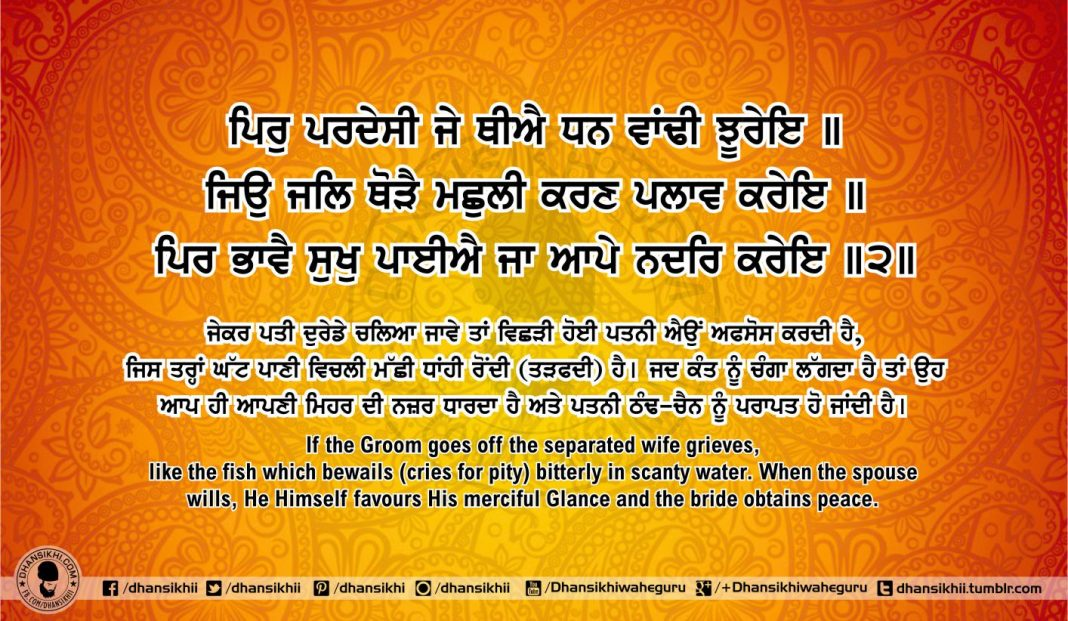 Sri Guru Granth Sahib Ji Arth Ang 56 post 3