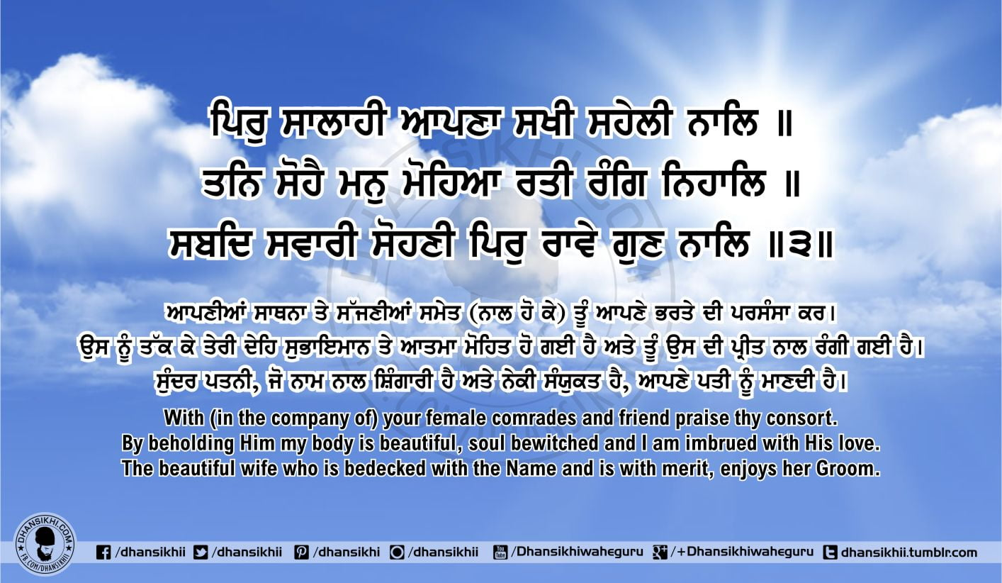 Sri Guru Granth Sahib Ji Arth Ang 56 post 4