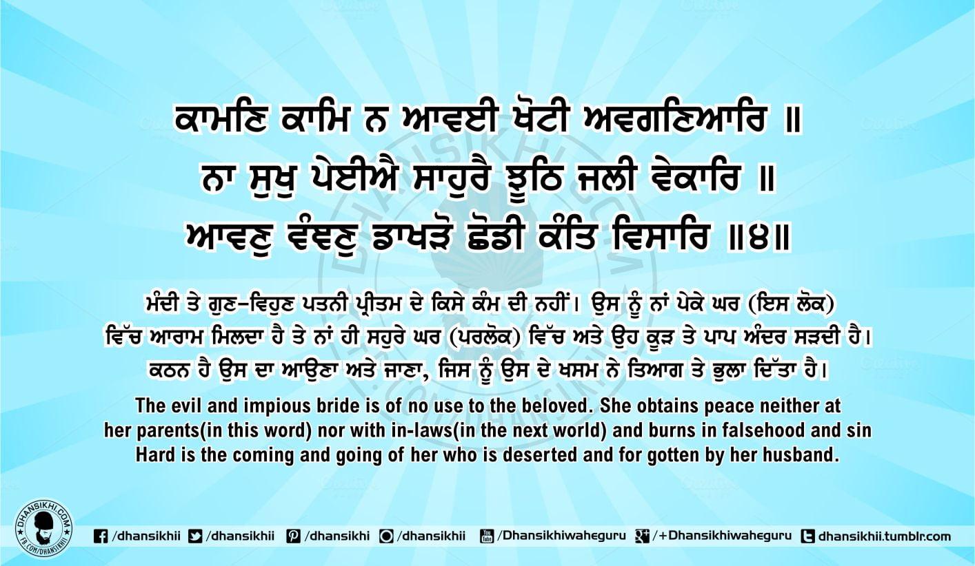 Sri Guru Granth Sahib Ji Arth Ang 56 post 5
