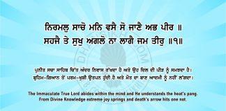Sri Guru Granth Sahib Ji Arth Ang 57 post 5