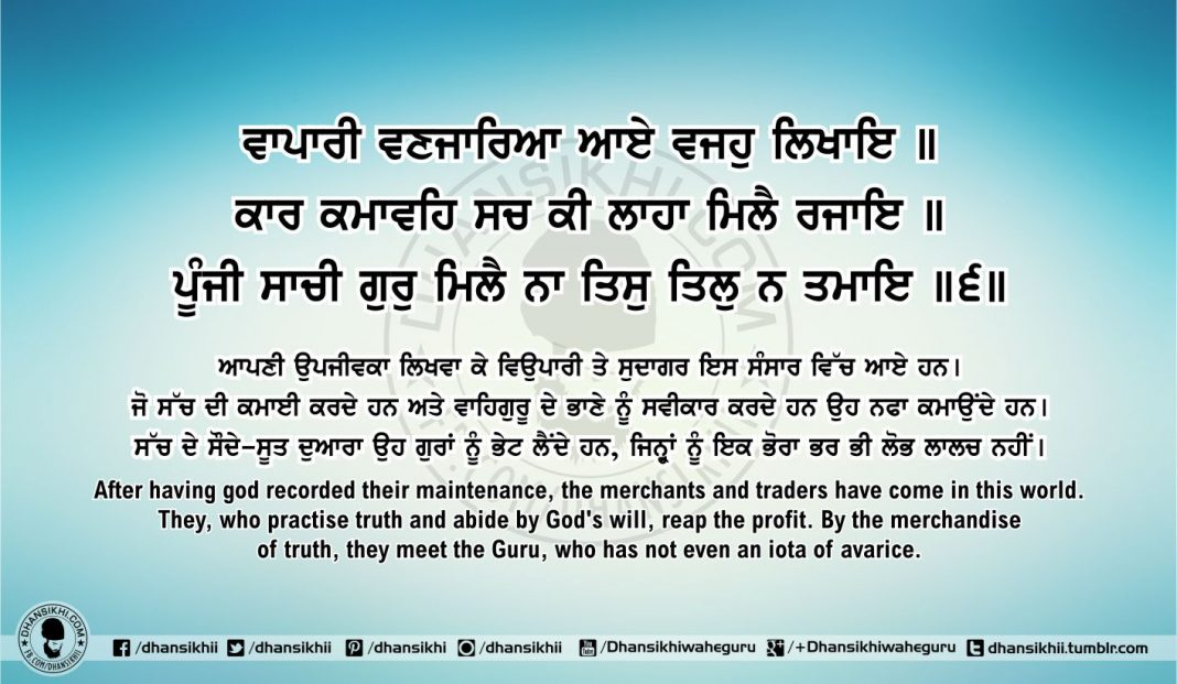 Sri Guru Granth Sahib Ji Arth Ang 59 post 1