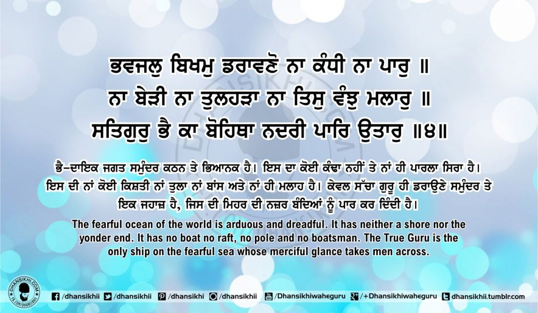 Sri Guru Granth Sahib Ji Arth Ang 59 post 9