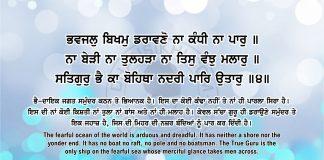 Sri Guru Granth Sahib Ji Arth Ang 59 post 9