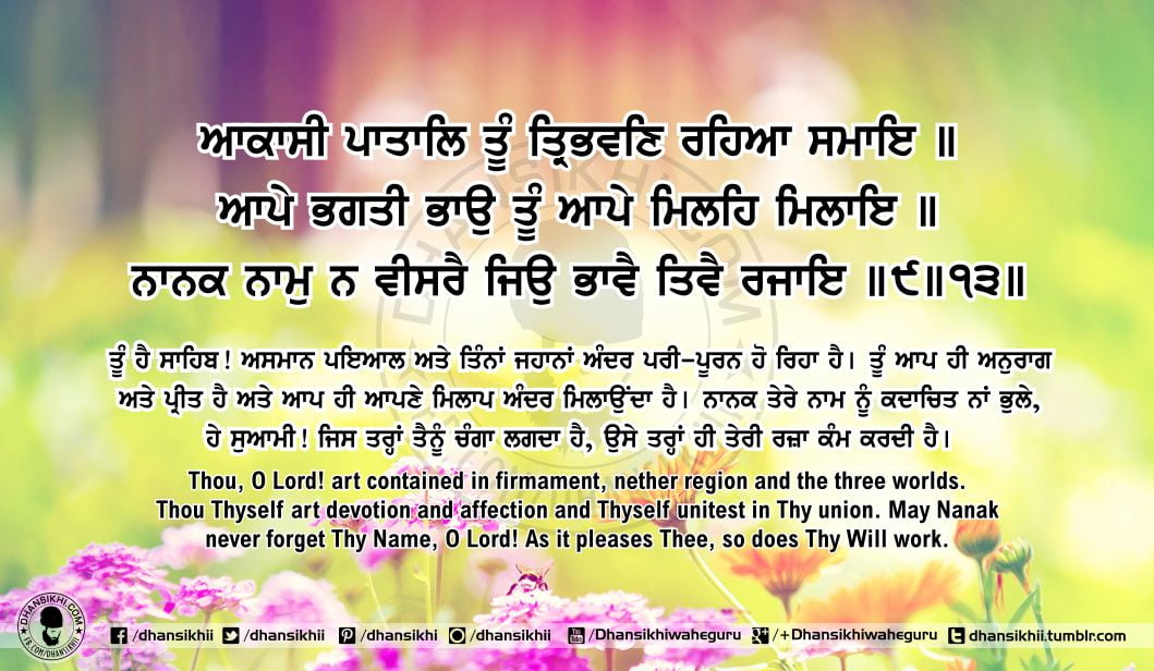 Sri Guru Granth Sahib Ji Arth Ang 62 Post 2
