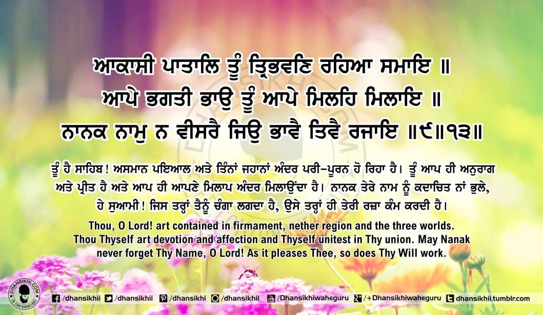 Sri Guru Granth Sahib Ji Arth Ang 62 Post 2