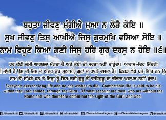 Sri Guru Granth Sahib Ji Arth Ang 63 Post 4