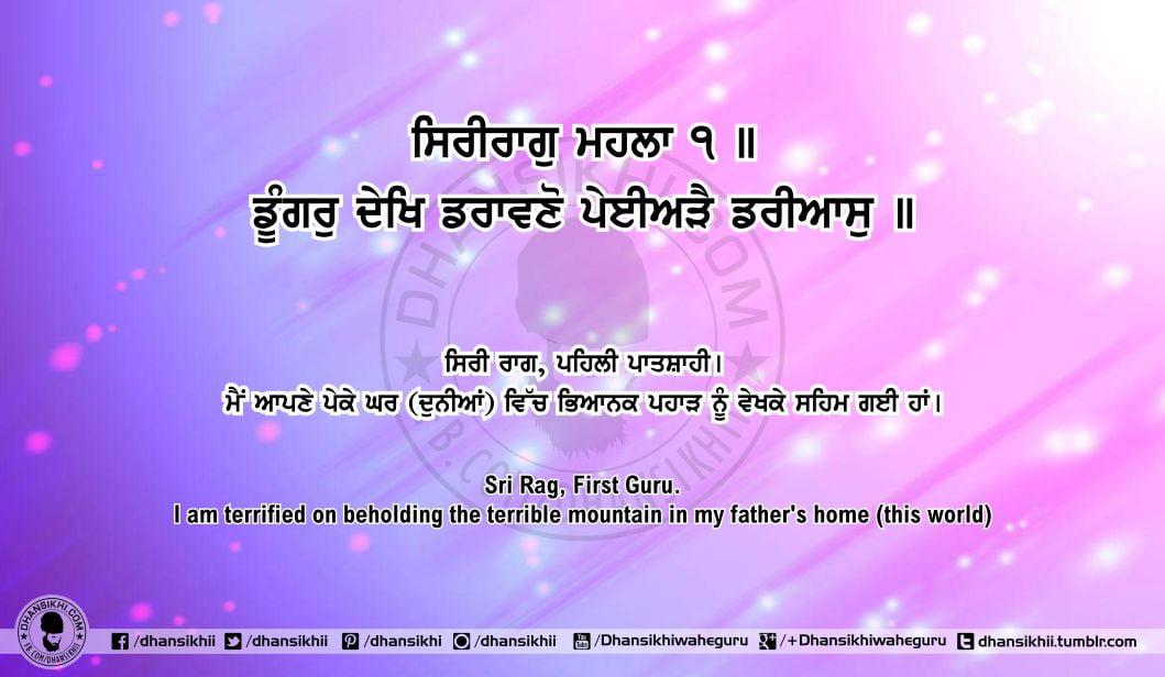 Sri Guru Granth Sahib Ji Arth Ang 63 Post 7