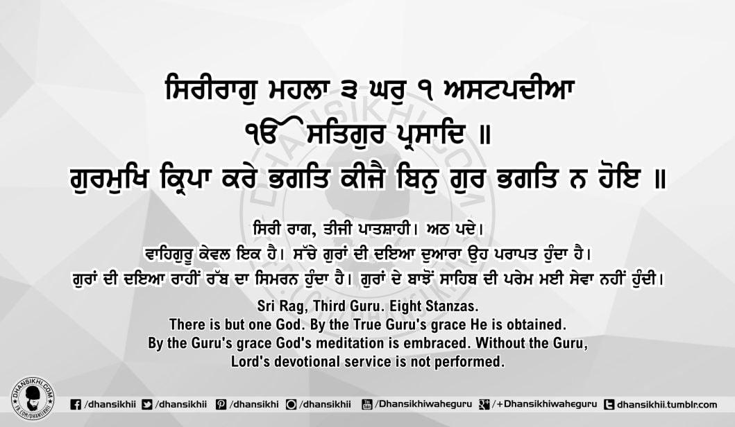 Sri Guru Granth Sahib Ji Arth Ang 64 Post 11