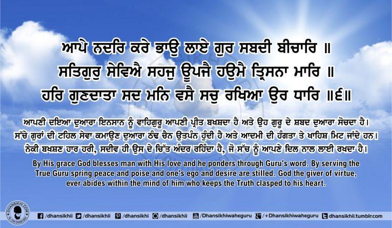Sri Guru Granth Sahib Ji Arth Ang 65 Post 4