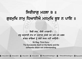Sri Guru Granth Sahib Ji Arth Ang 66 Post 11