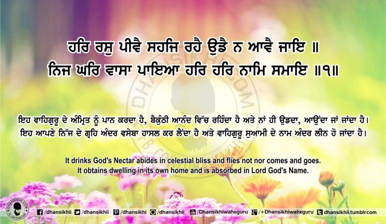 Sri Guru Granth Sahib Ji Arth Ang 66 Post 2