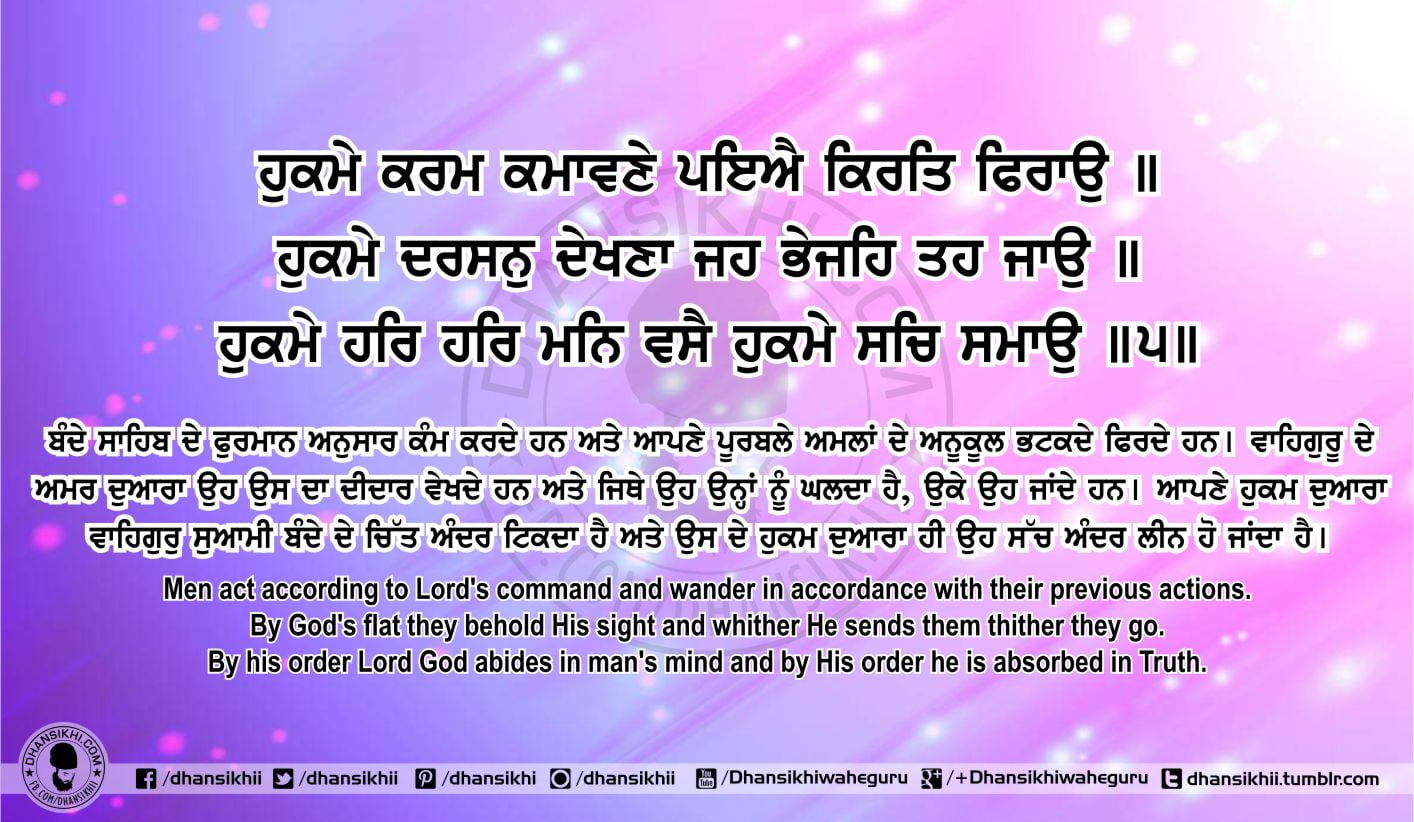 Sri Guru Granth Sahib Ji Arth Ang 66 Post 7