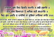 Sri Guru Granth Sahib Ji Arth Ang 67 Post 2