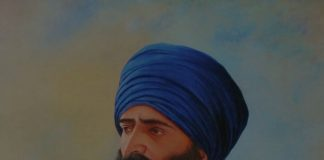 Mobile Wallpaper - Sant Ji Photo