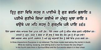Sri Guru Granth Sahib Ji Arth Ang 68 Post 10