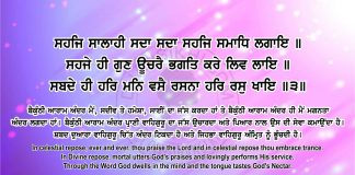 Sri Guru Granth Sahib Ji Arth Ang 68 Post 7