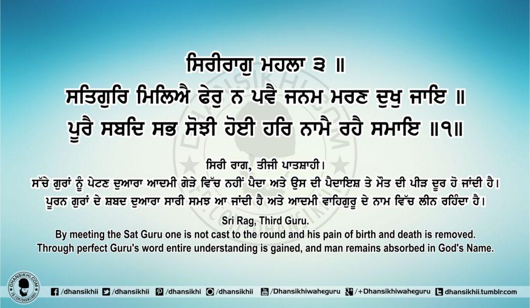 Sri Guru Granth Sahib Ji Arth Ang 68 Post 1