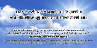 Sri Guru Granth Sahib Ji Arth Ang 69 Post 4