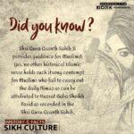 Did You Know: History and Facts of Sikhism Insta Post and Whatsapp Status, Gurbani Quotes, Sikh Photos, Gurmukhi Quotes, Gurbani Arth, Waheguru, HD Sikh Wallpaper