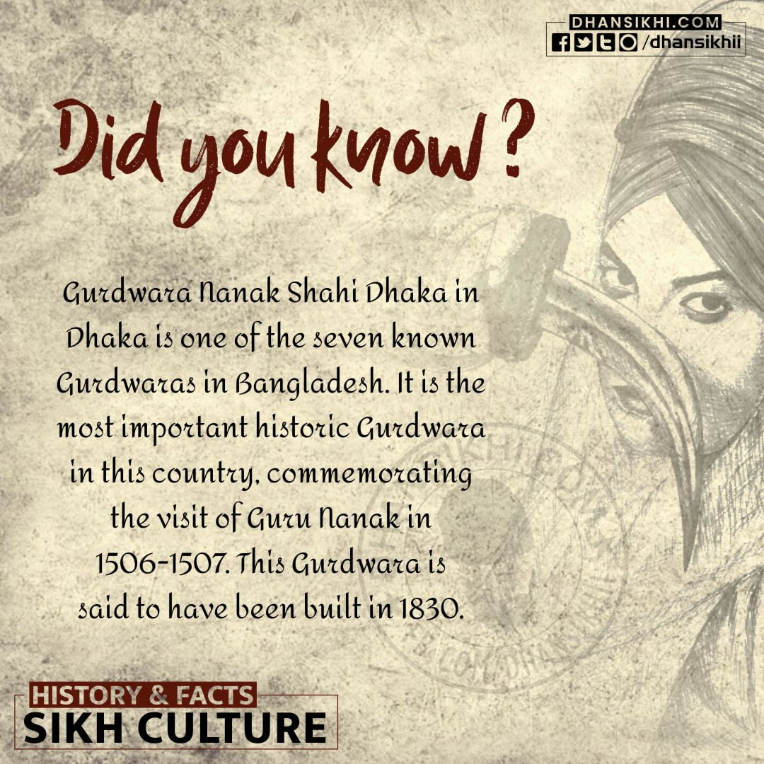 Did You Know: History and Facts of Sikhism Insta Post and Whatsapp Status