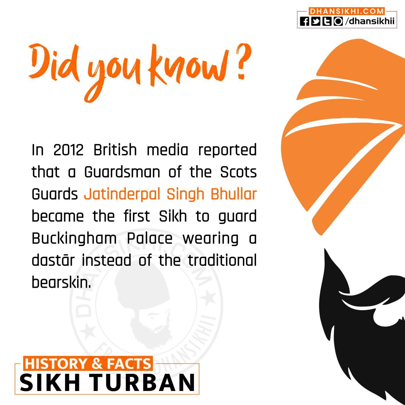 Sikh Turban History & Facts Insta Post Whatsapp Status