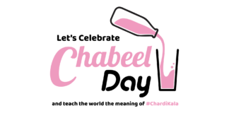 CHABEEL DAY : CELEBRATION TO SPREAD POSITIVE ENERGY