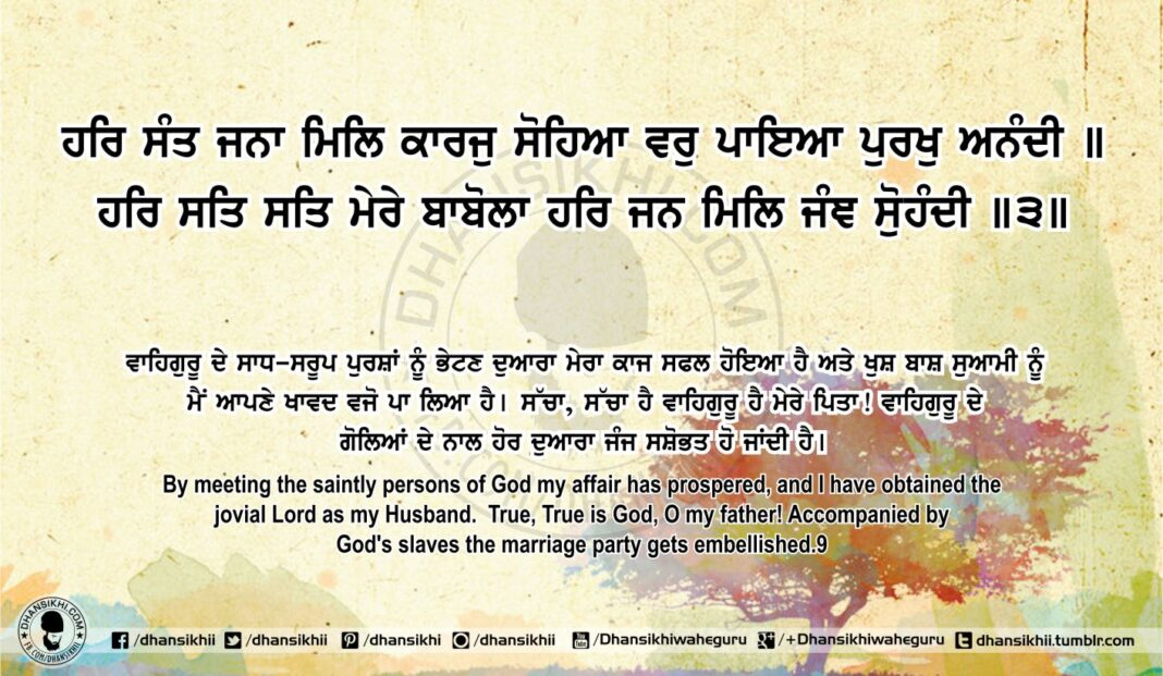 Sri Guru Granth Sahib Ji Arth Ang 78 Post 13