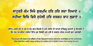 Sri Guru Granth Sahib Ji Arth Ang 78 Post 6