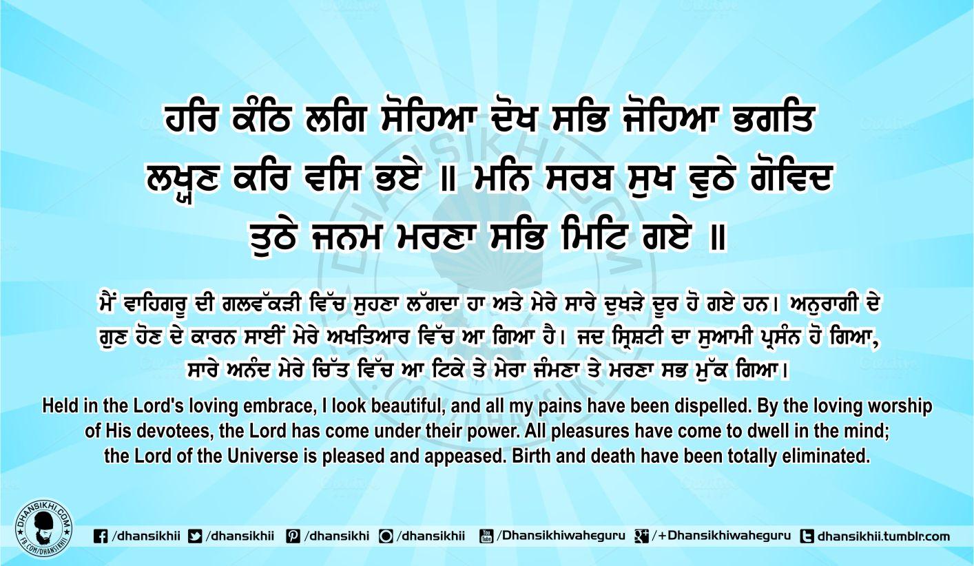 Sri Guru Granth Sahib Ji Arth Ang 81 Post 5