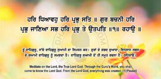 Sri Guru Granth Sahib Ji Arth Ang 82 Post 12