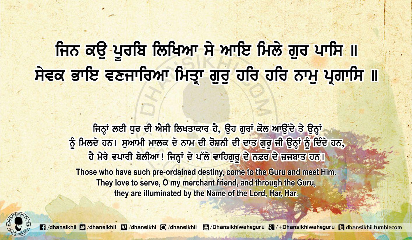 Sri Guru Granth Sahib Ji Arth Ang 82 Post 13