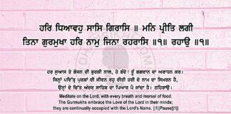 Sri Guru Granth Sahib Ji Arth Ang 82 Post 15