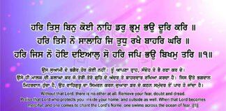 Sri Guru Granth Sahib Ji Arth Ang 83 Post 7