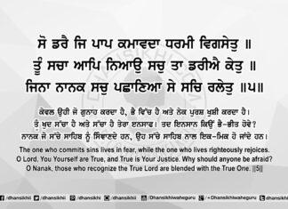 Sri Guru Granth Sahib Ji Arth Ang 84 Post 11