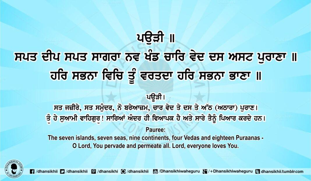 Sri Guru Granth Sahib Ji Arth Ang 84 Post 5
