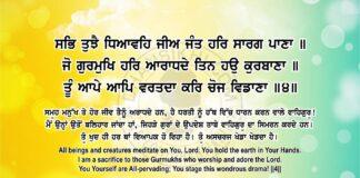 Sri Guru Granth Sahib Ji Arth Ang 84 Post 6