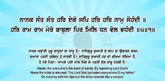 Sri Guru Granth Sahib Ji Arth Ang 79 Post 5