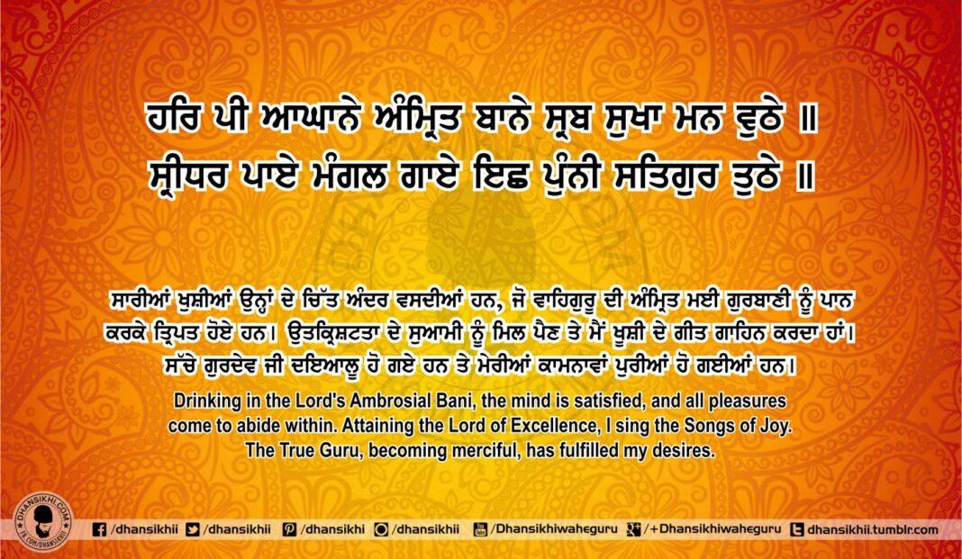 Sri Guru Granth Sahib Ji Arth Ang 80 Post 3